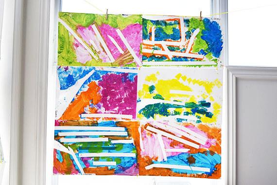 Peinture - arts plastiques - décoration
